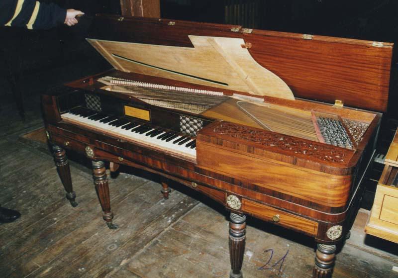 古钢琴转让-北京转让网-生意转让网图片